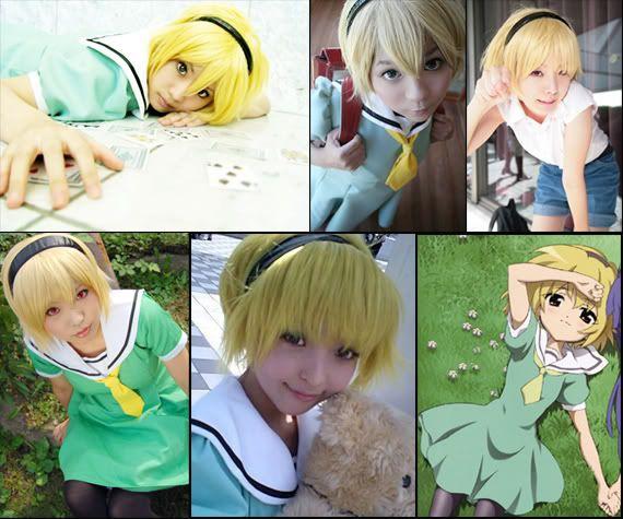 Imagens - Cosplays de Higurashi ~ Satoko