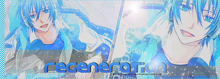 Regeneration Time