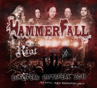 RIOT HammerFalltour
