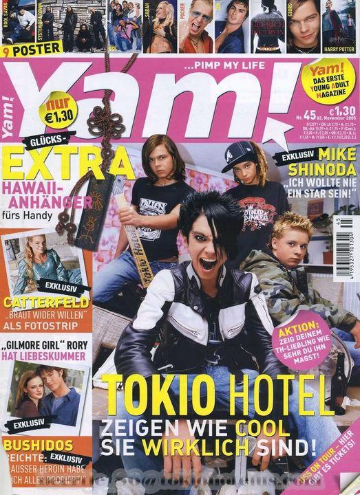 [scan DE 2005] Yam #45 (tournage schrei) Img759