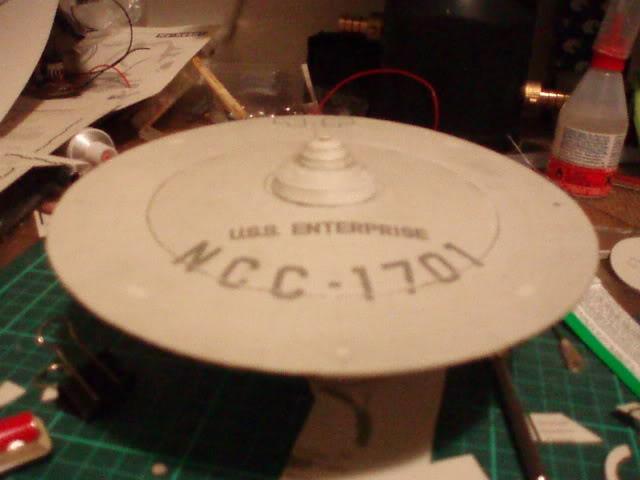 Star Trek ENTERPRISE NCC 1701 Enterprise009