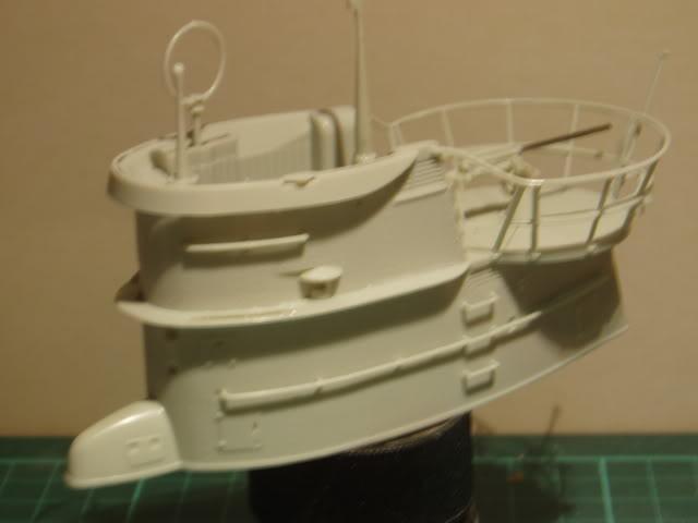 """RC  U-boot VII C """"U96"""" Das Boot  Revell umbau 1:72 *tauchteuferl* - Seite 2 Rc-revelldas-bootu96010"""