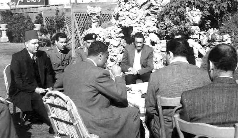 صور نادرة جدا لعبد الناصر لم نراها من قبل 9