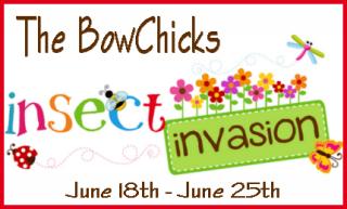 BowChicks Bug Invasion Bcbug