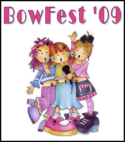 1st Annual BowFest Bflogo