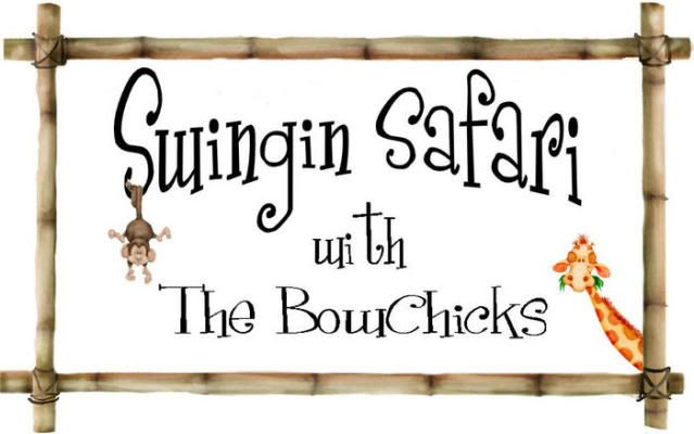 Swingin Safari with the BowChicks Safarilogo2