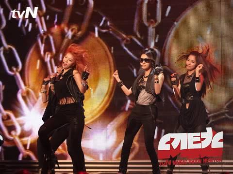 [PERF][07.06.10] 4minute trong show ca nhạc Newton – tvN CS012151774_35900_29367