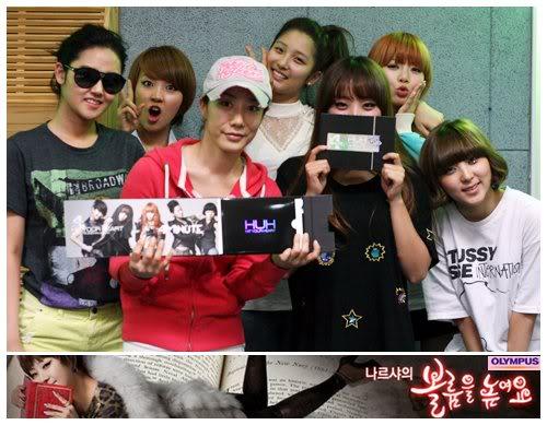 [RADIO][08.06.10] 4Minute trong chương trình radio Narsha's Volume Up – KBS Image-90DB_4C0DD763