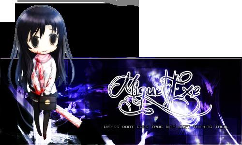 //*// Miguel_Exe's Factory //*// PsychoticKotonohabyMiguel_Execopy2
