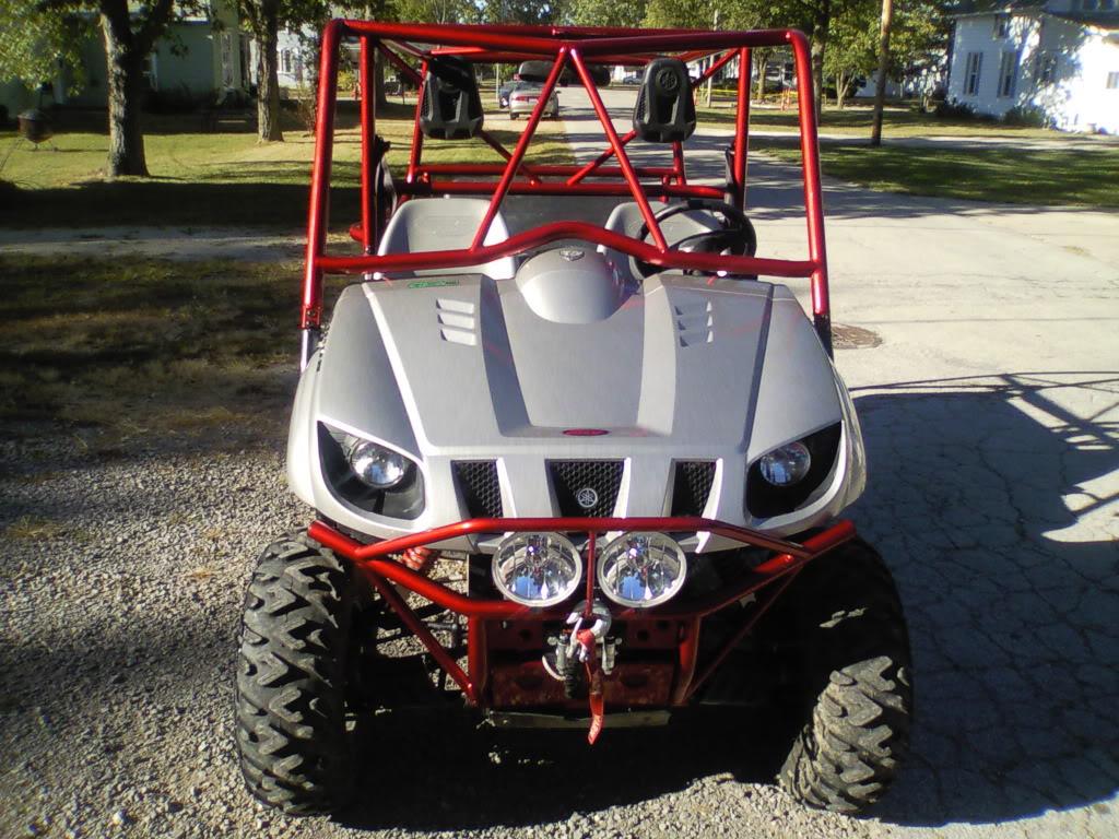 4 seat Rhino cage 0910101731
