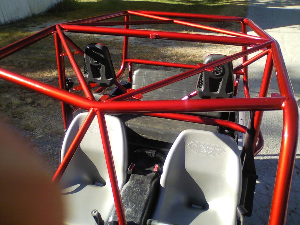 4 seat Rhino cage 0910101734