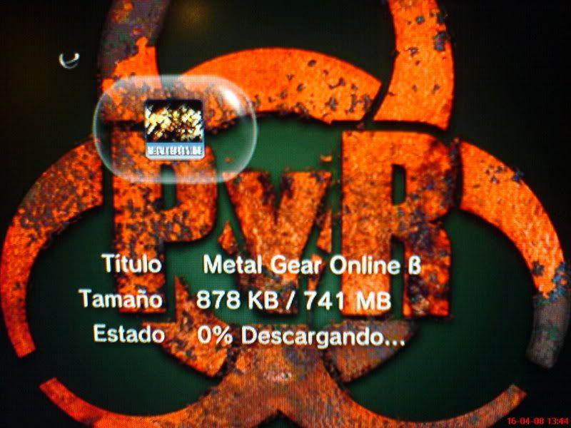 [Oficial] Ya tengo la Beta de Metal Gear Online!!! DSC00702