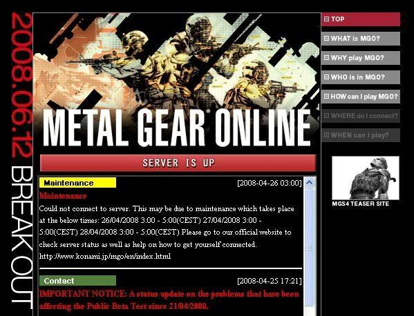 [Oficial] Ya tengo la Beta de Metal Gear Online!!! - Página 3 Uk