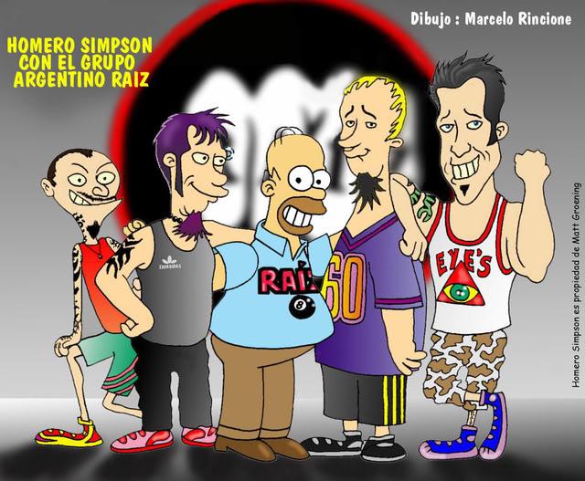 El hobby de Markuss HomeroSimpson-encargoparagrupoRaz