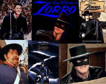 Nuestras Series de TV favoritas Elzorro