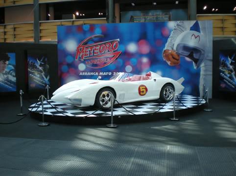 EL AUTO DE METEORO ( SPEED RACER ) Meteoro005