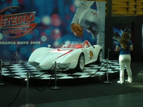 EL AUTO DE METEORO ( SPEED RACER ) Meteoro013