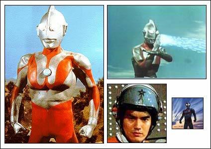 Nuestras Series de TV favoritas Ultraman