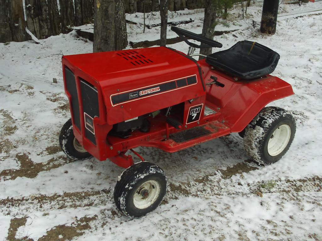 My 2 Stroke Trail Tractor Zi6_2685