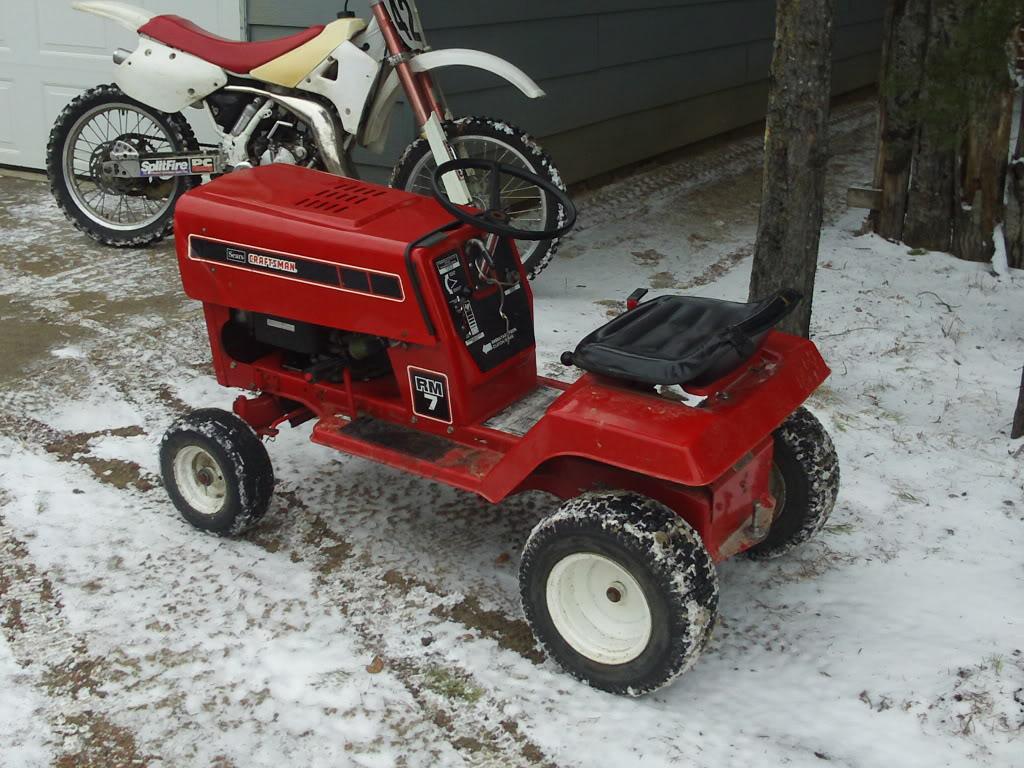 My 2 Stroke Trail Tractor Zi6_2686