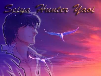 Seiya Hunter Yaoi