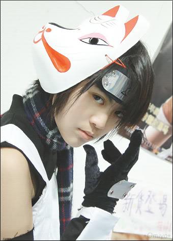 Một số tấm hình cosplay naruto Anbucos