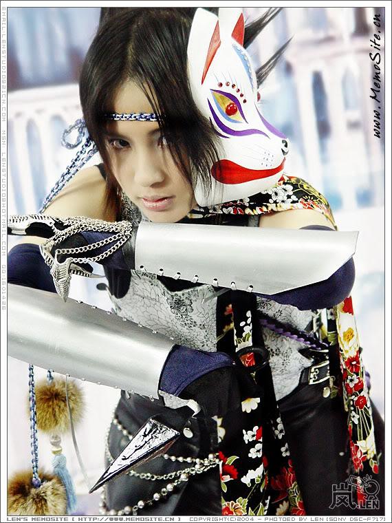Một số tấm hình cosplay naruto Anbucos2