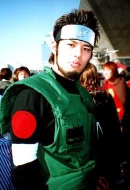 Một số tấm hình cosplay naruto Asumacos
