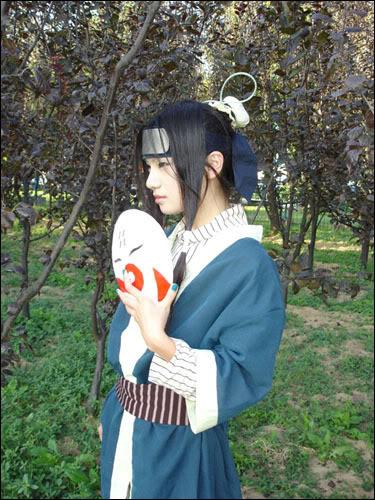 Một số tấm hình cosplay naruto Hakucos5