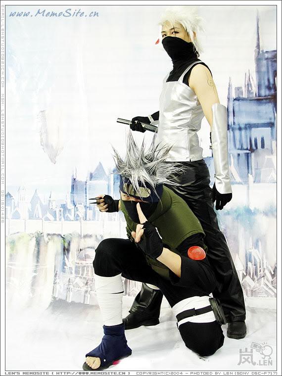 Một số tấm hình cosplay naruto Kakashicos4