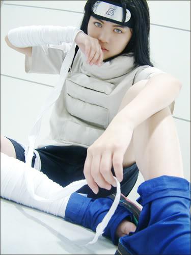 Một số tấm hình cosplay naruto Nejicos6