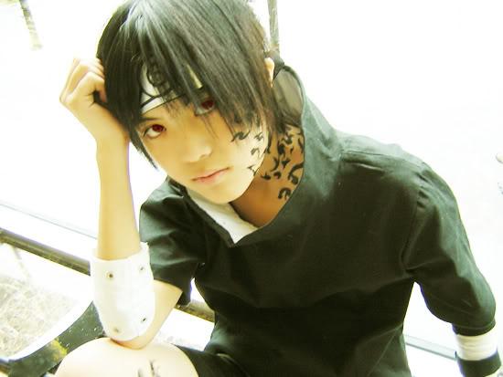 Một số tấm hình cosplay naruto Sasukecos3