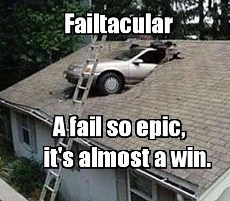 EPIC WIN! Fail2