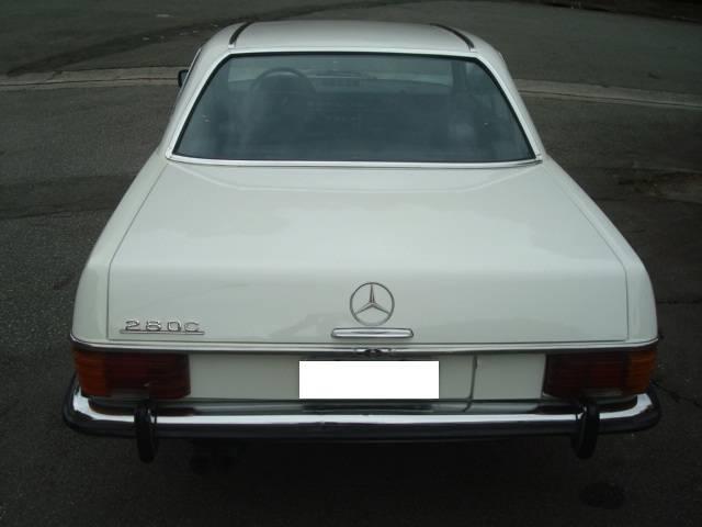 """Raro exemplar!!! Vendo minha W114 Barra """"8"""" 280 CE 1973 injetada / mecânica... R$ 40.000,00 - VENDIDO MERCEDES280C1973496_zps49ef9831"""