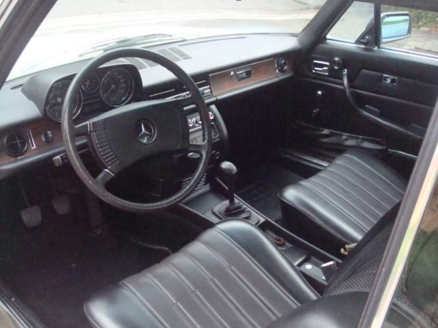 """Raro exemplar!!! Vendo minha W114 Barra """"8"""" 280 CE 1973 injetada / mecânica... R$ 40.000,00 - VENDIDO MERCEDES280C1973503_zpsb0cd2dbf"""