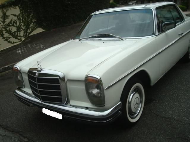 """Raro exemplar!!! Vendo minha W114 Barra """"8"""" 280 CE 1973 injetada / mecânica... R$ 40.000,00 - VENDIDO MERCEDES280C1973509_zps94909ff8"""