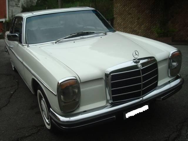"""Raro exemplar!!! Vendo minha W114 Barra """"8"""" 280 CE 1973 injetada / mecânica... R$ 40.000,00 - VENDIDO MERCEDES280C1973511_zps296a6511"""