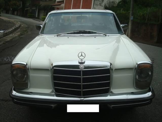 """Raro exemplar!!! Vendo minha W114 Barra """"8"""" 280 CE 1973 injetada / mecânica... R$ 40.000,00 - VENDIDO MERCEDES280C1973512_zpse2a3ccf9"""
