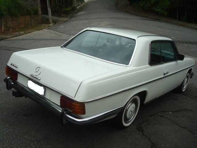 """Raro exemplar!!! Vendo minha W114 Barra """"8"""" 280 CE 1973 injetada / mecânica... R$ 40.000,00 - VENDIDO MERCEDES280C1973523_zps6bc85c8a"""