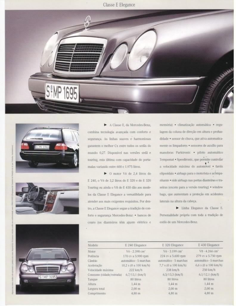 Catálogo W210 W210_c11