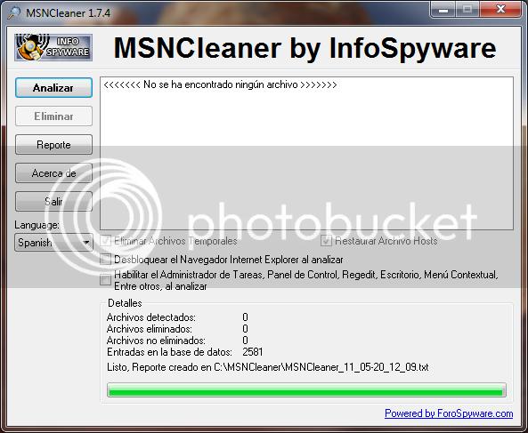 MSNCleaner MSNCleaner_