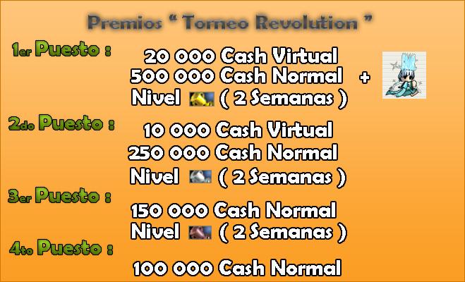 [Torneo]Semifinales Jueves 17 de Marzo Premios