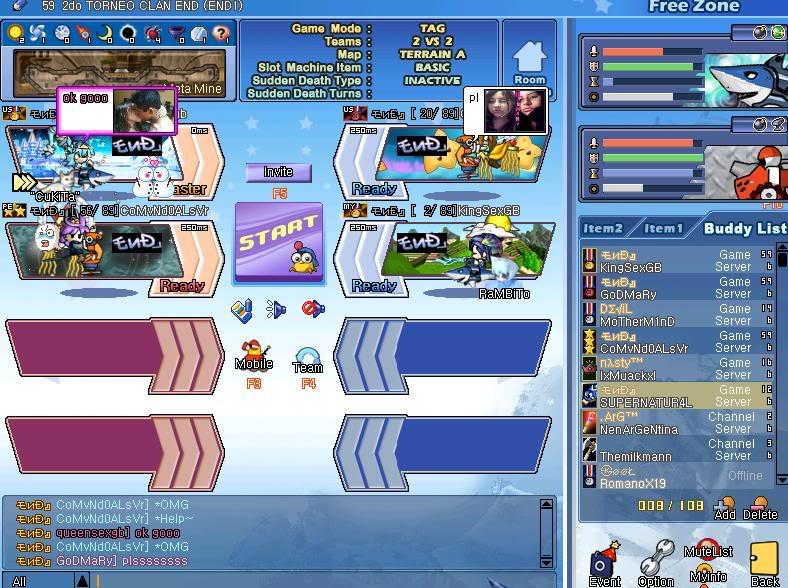 Ganadores 1er y 2do Torneo モиÐ』 T3