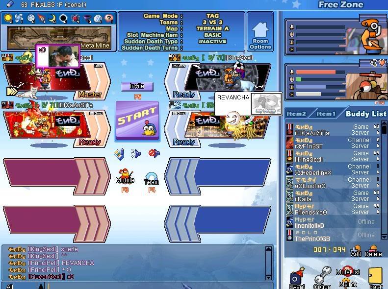 Ganadores 1er y 2do Torneo モиÐ』 T5