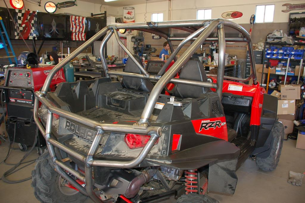 New Cage for the 900XP