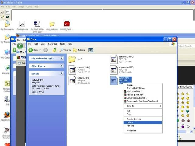 TUTORIAL ON 3.1.3 to 3.0.9 **DOWNGRADE WINDOWS XP 309part4