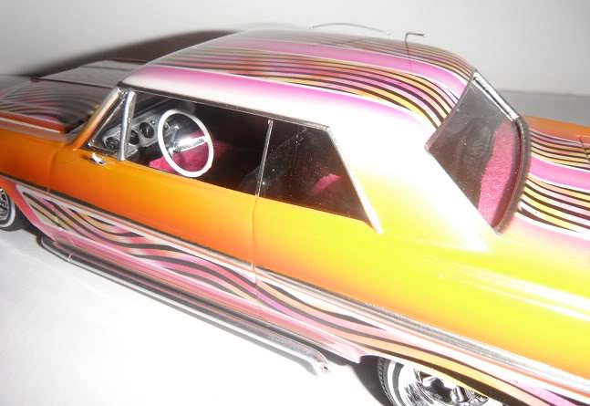 Gary Seeds Low riders Builtup4sale066