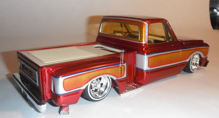 Gary Seeds Low riders Truck036