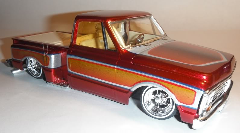 Gary Seeds Low riders Truck040