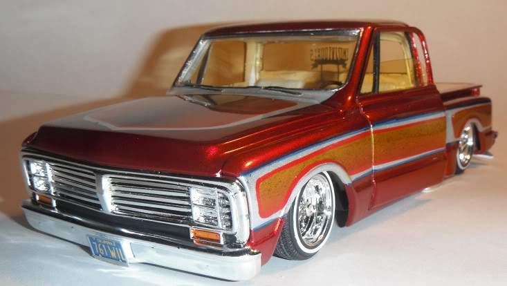 Gary Seeds Low riders Truck042
